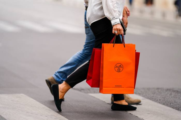 Hermès places fifth on the ranking