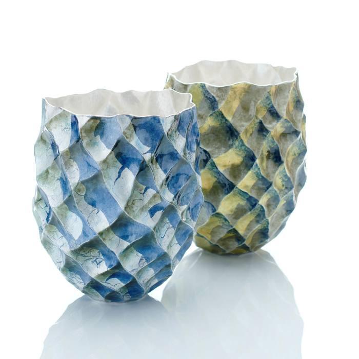 Seni Vase by Hiroshi Suzuki, 2020