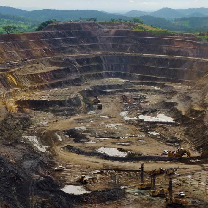 Beijing-owned Tenke Fungurume mines in Congo