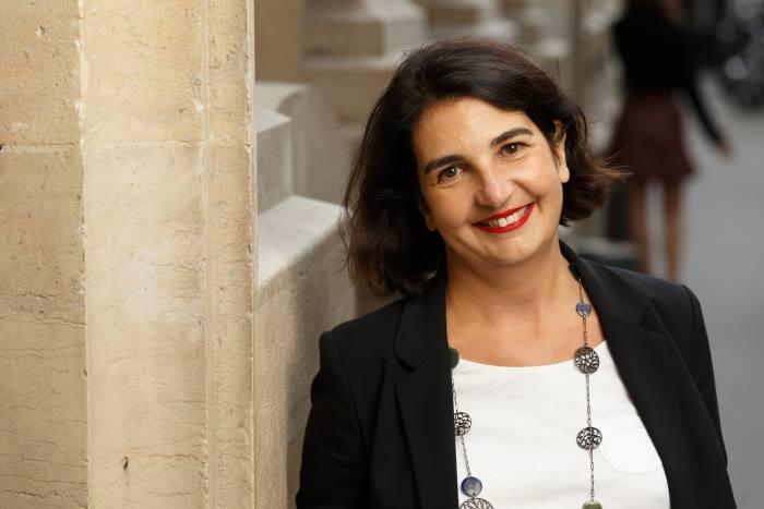 Neoma dean Delphine Manceau