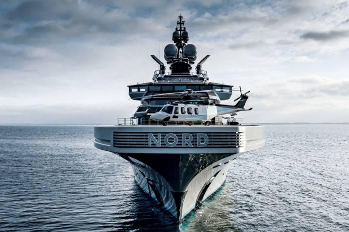 "Nord, a ""warship wearing a tuxedo"""