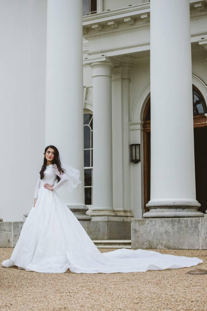 Wedding of Hannah Sheikh and Haider Anwar