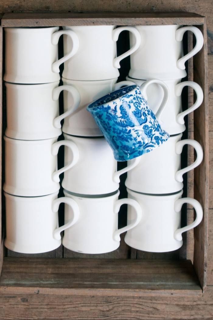 Burleigh 170th-anniversary mug, £45