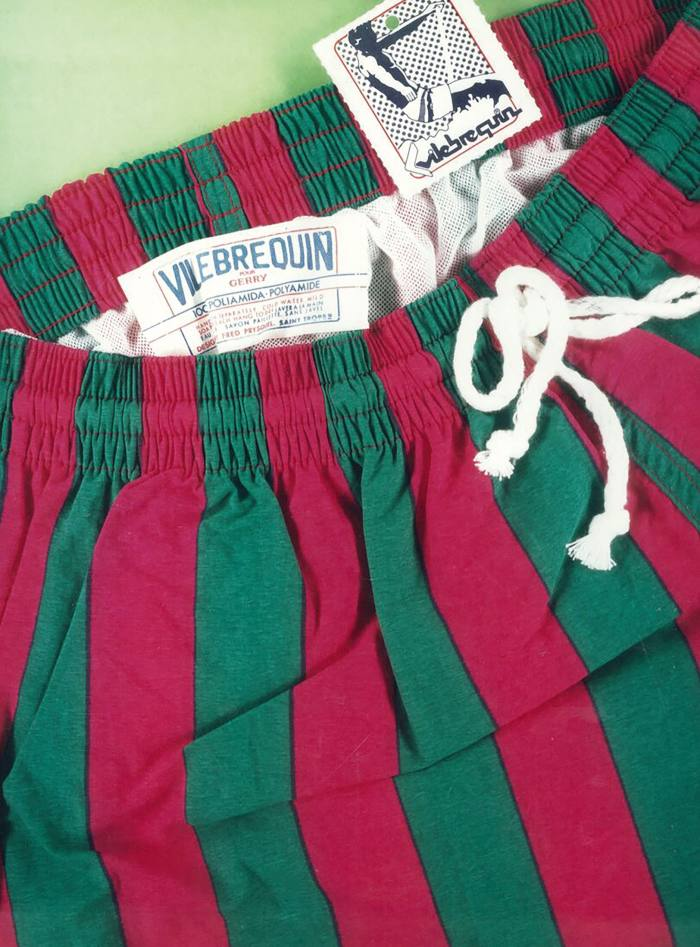 A pair of Vilebrequin shorts from the archive