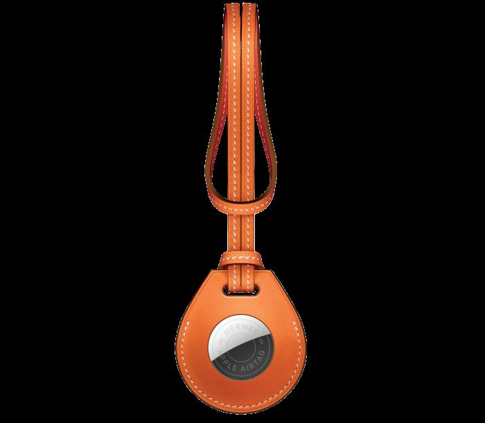 Apple AirTag Hermès leather bag charm, £249