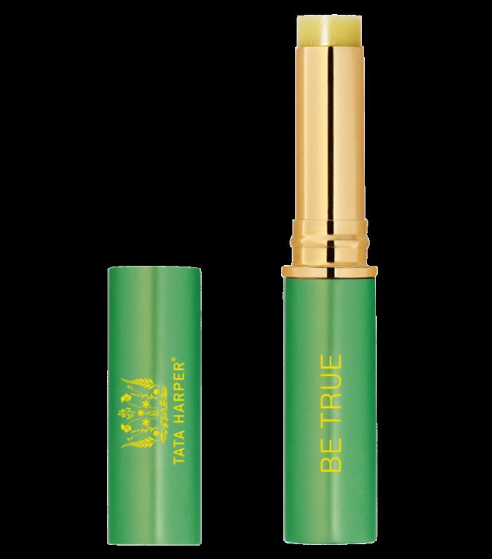 Tata Harper Be True lip treatment, $32, contentbeautywellbeing.com