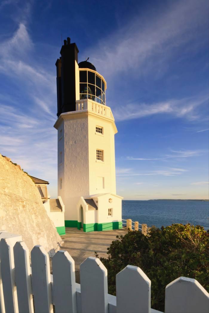 St Anthony Head Lighthouse, St Mawes