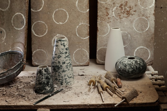 1882 Ltd x Queensberry Hunt earthenware Slick Additions collection, from £45
