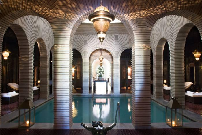 Selman Spa, Espace Vitalité Chenot Marrakech
