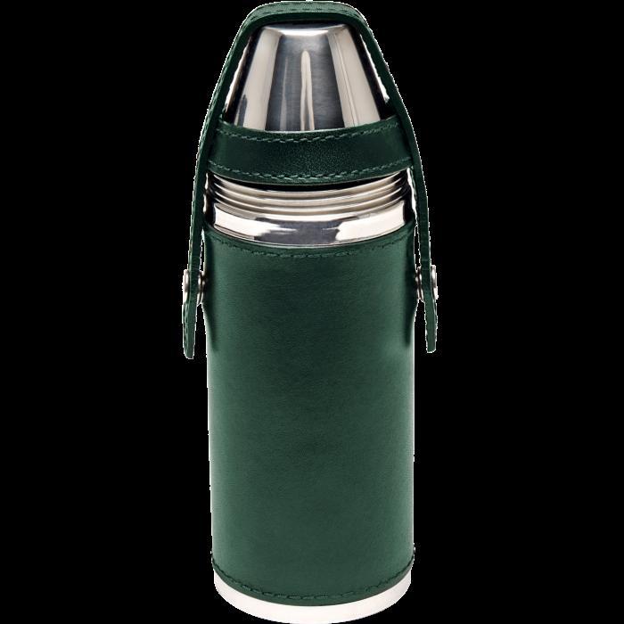 Ettinger Lifestyle Hunter flask with four cups,£135, ettinger.co.uk