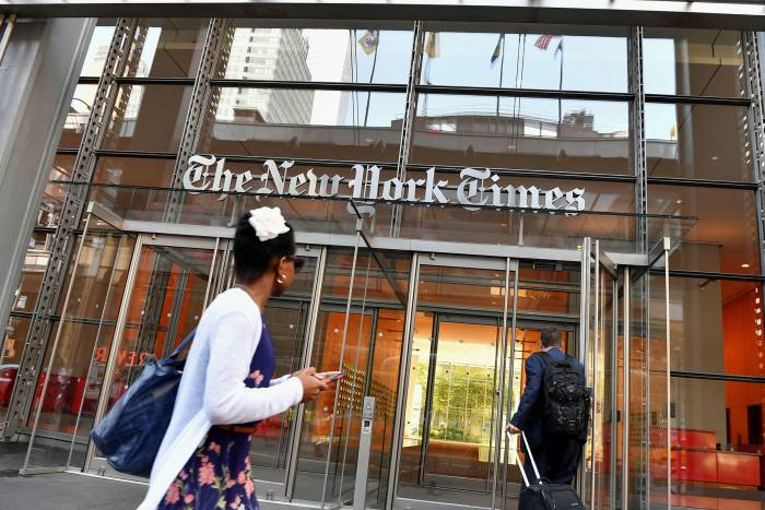 In the first quarter of 2020 The New York Times added 587,000 digital subscriptions