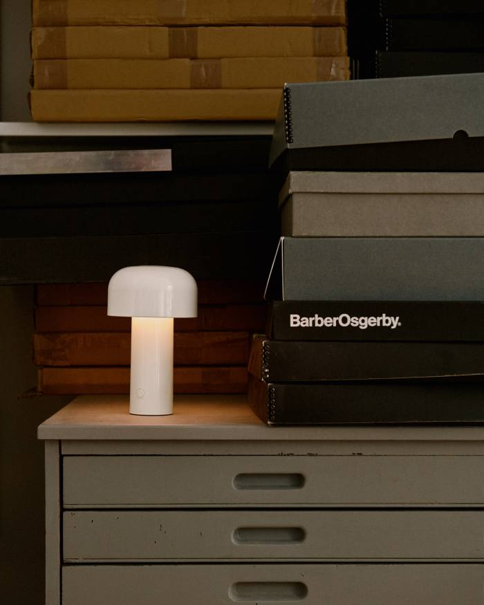 ...and table-lamp versions