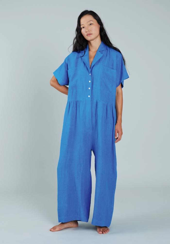 Ilana Kohn linen and cotton Mapes jumpsuit, $334