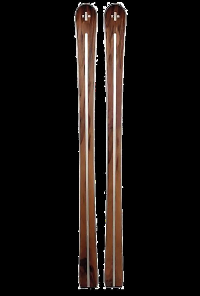 Zai Testa skis, £4,250, snowandrock.com
