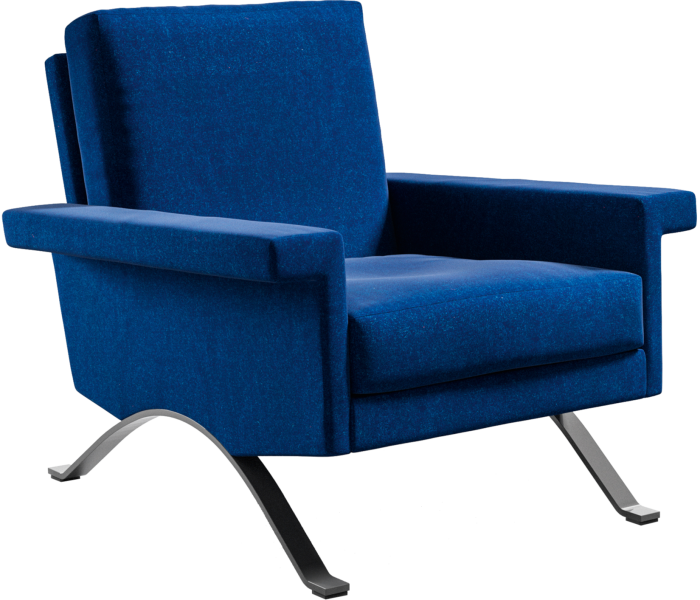 875 armchair, designed in 1960 by Ico Parisi, from £3,042, from the Maestri collection by Cassina, cassina.com