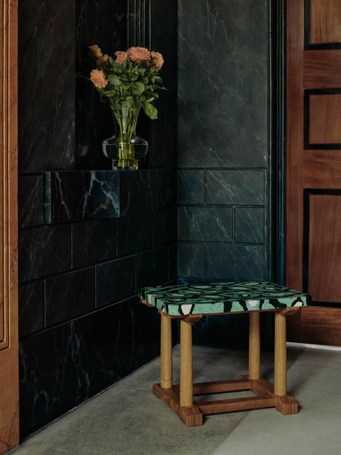 Bighton side table, £3,500