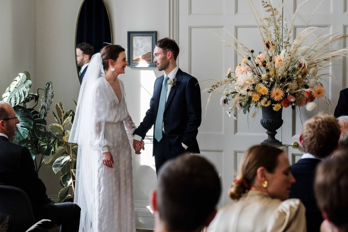 Wedding of Stephanie Rimmer and Andrew Wilson