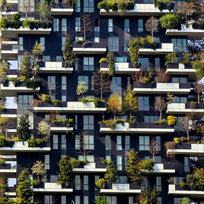 Bosco Verticale in Milan, apartments from €2.25m through Residenze Porta Nuova